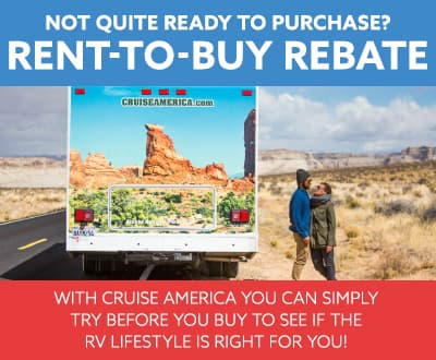 Used Rvs For Sale Cruise America
