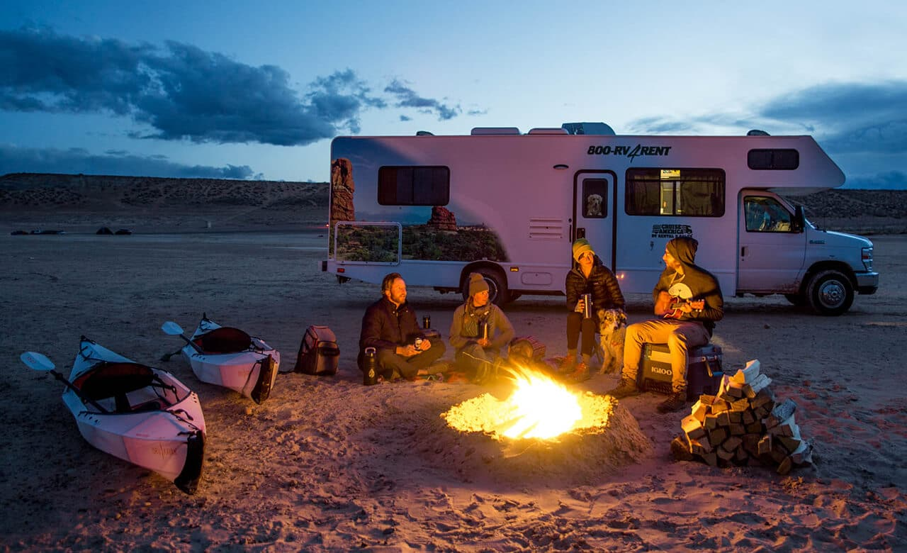 Tips for Getting into RV Travel