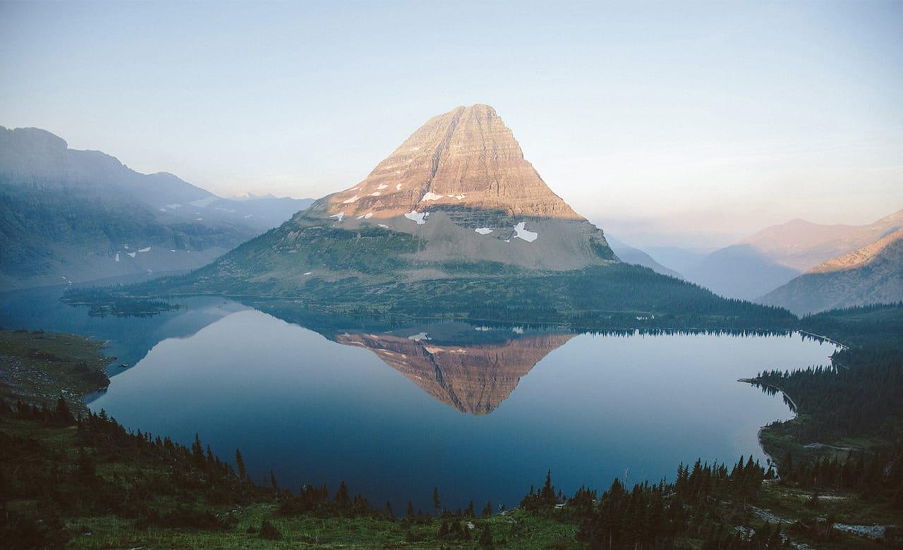 Glacier National Park Rv Camping Cruise America