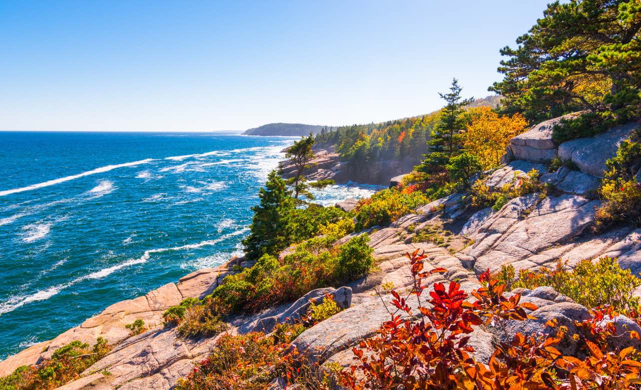 Acadia National Park RV camping