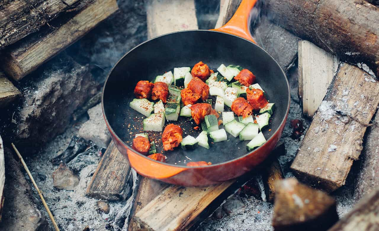 How To Cook Delicious Veggies When Camping