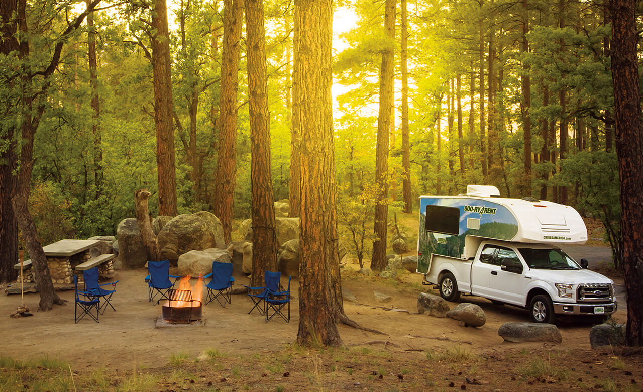 6 Etiquette Tips for RV Camping