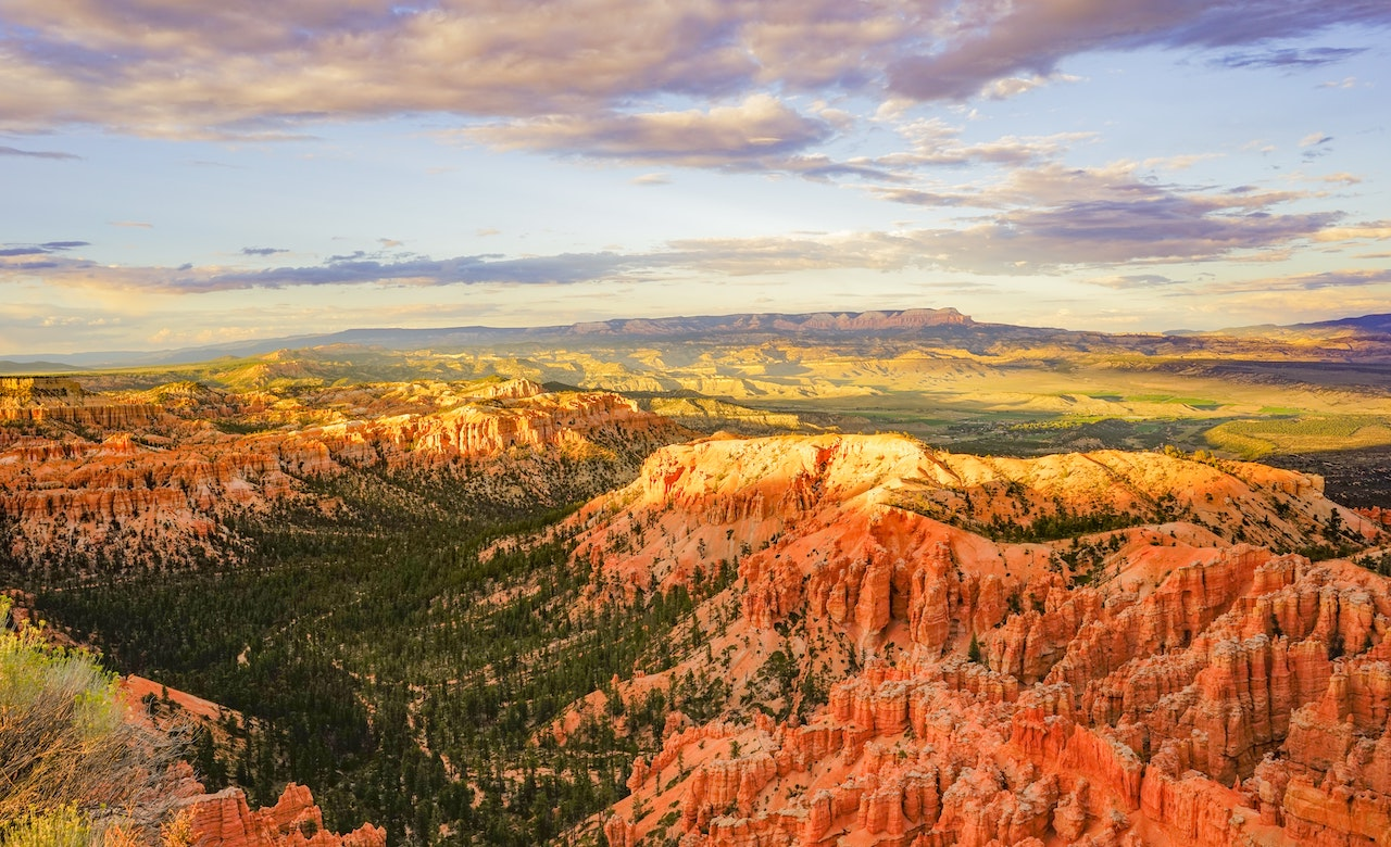 RV Camping in Bryce Canyon