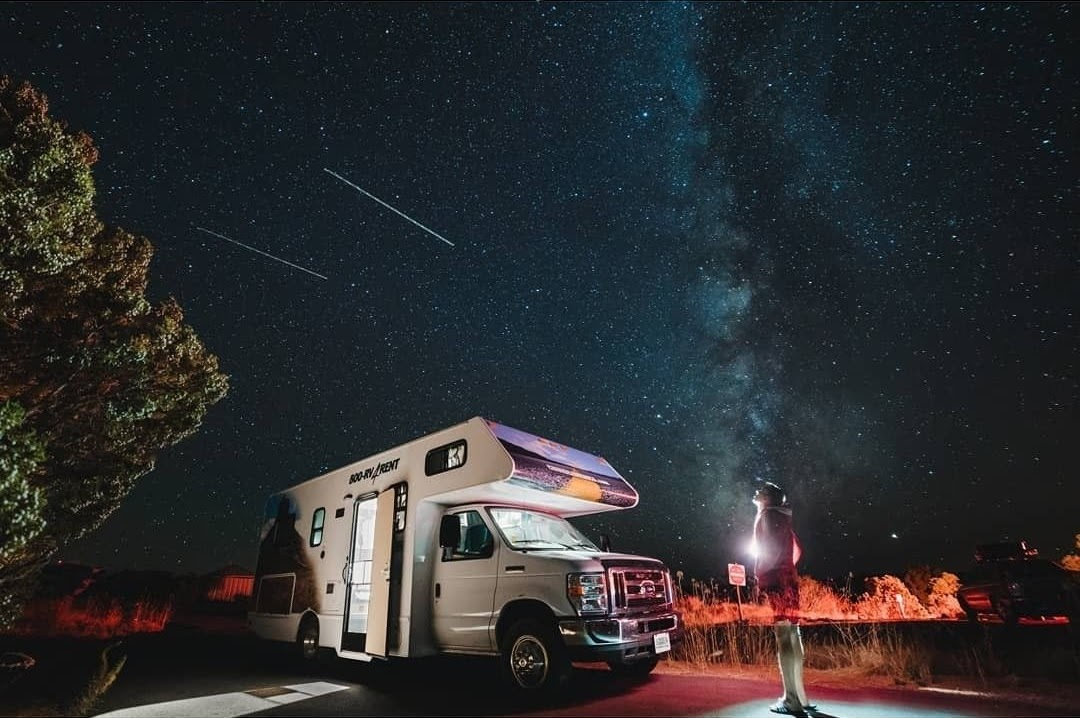 stargazing rv