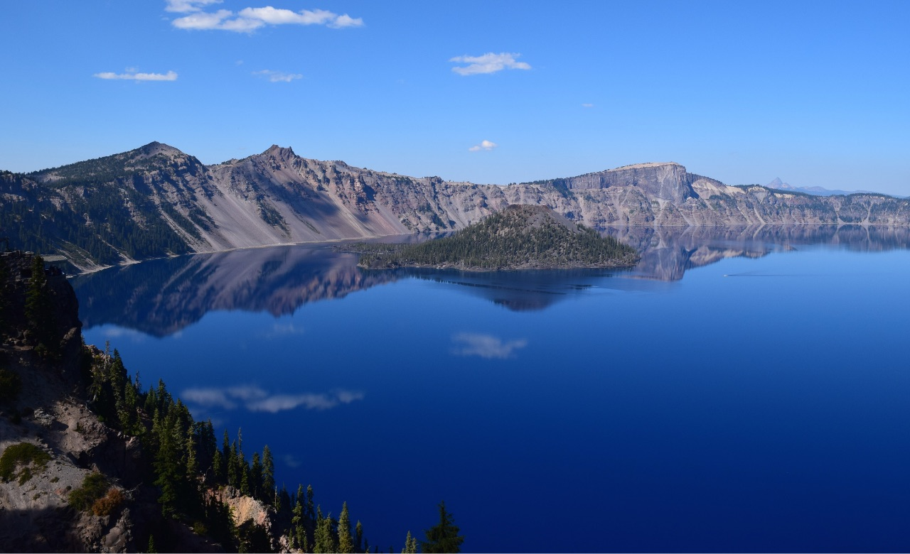 Crater Lake National Park RV camping