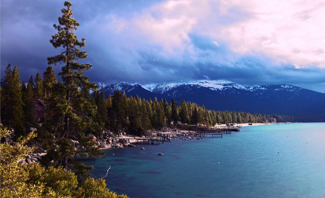 Guide To Rv Camping At Lake Tahoe Cruise America