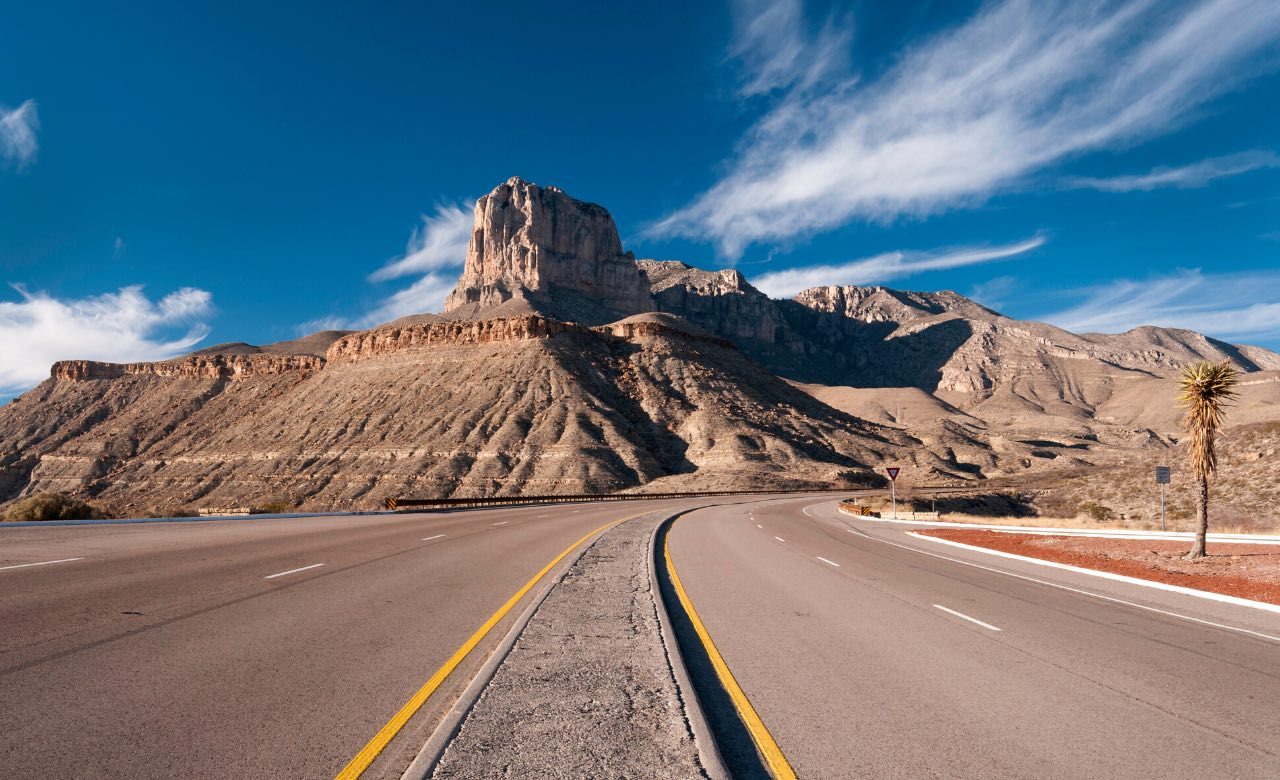 RV Camping in Guadalupe Mountains National Park - Cruise ...