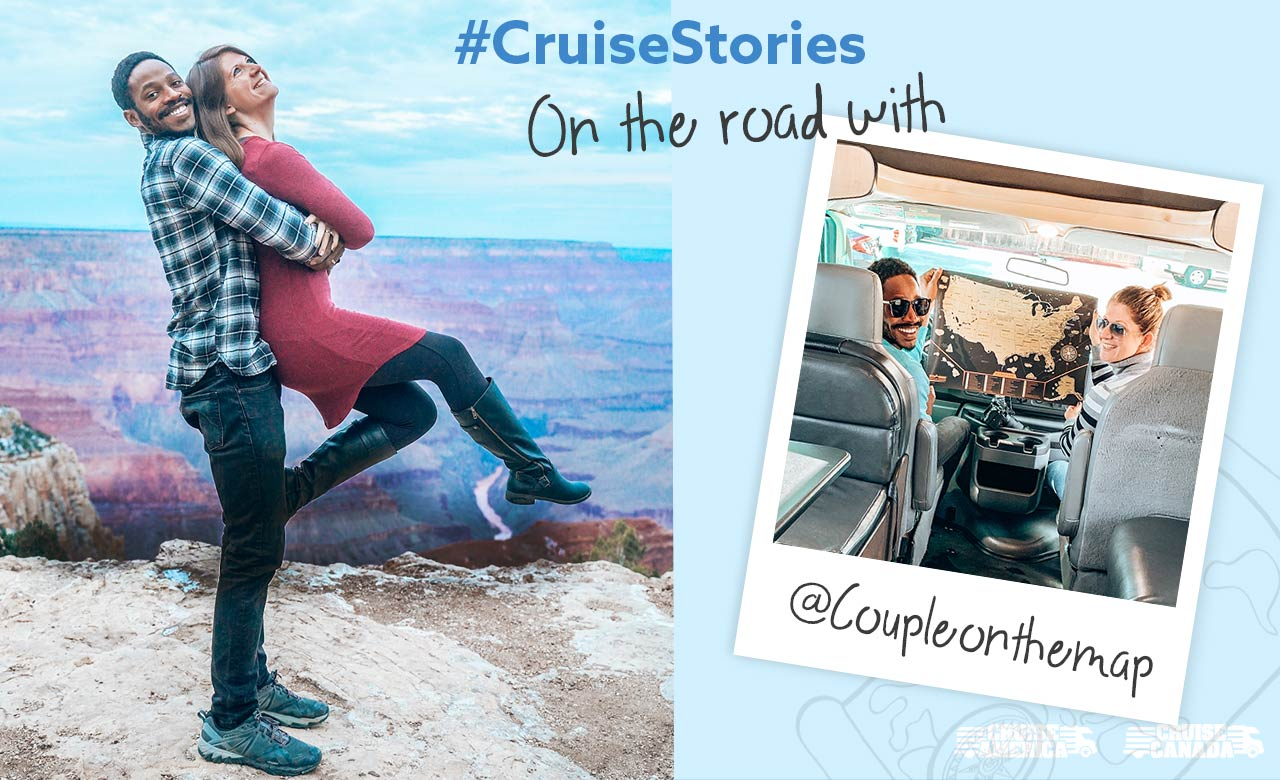 Cruise Stories: Q & A with Dominic and Lauriane