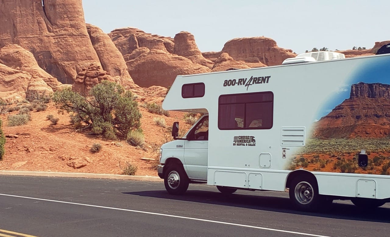 1 800 RV For Rent