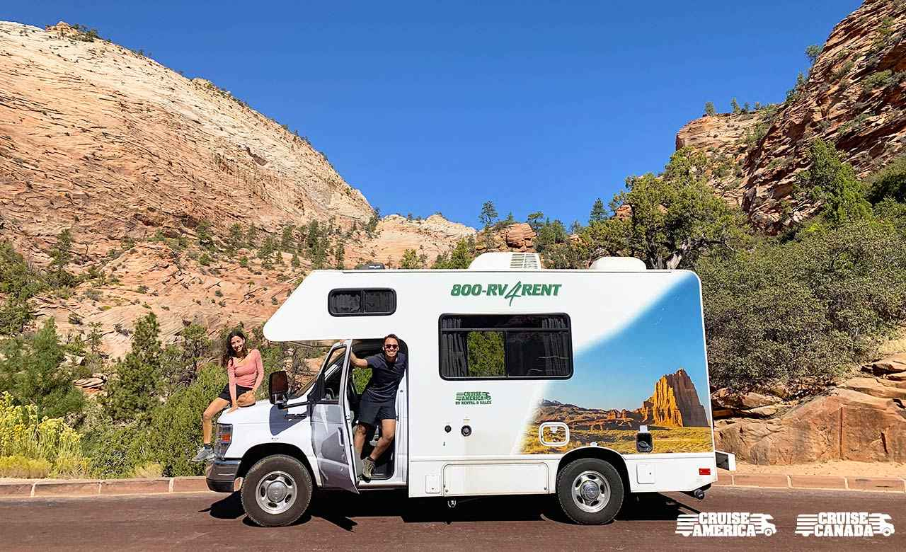 Traveling in an RV if you're a Newbie