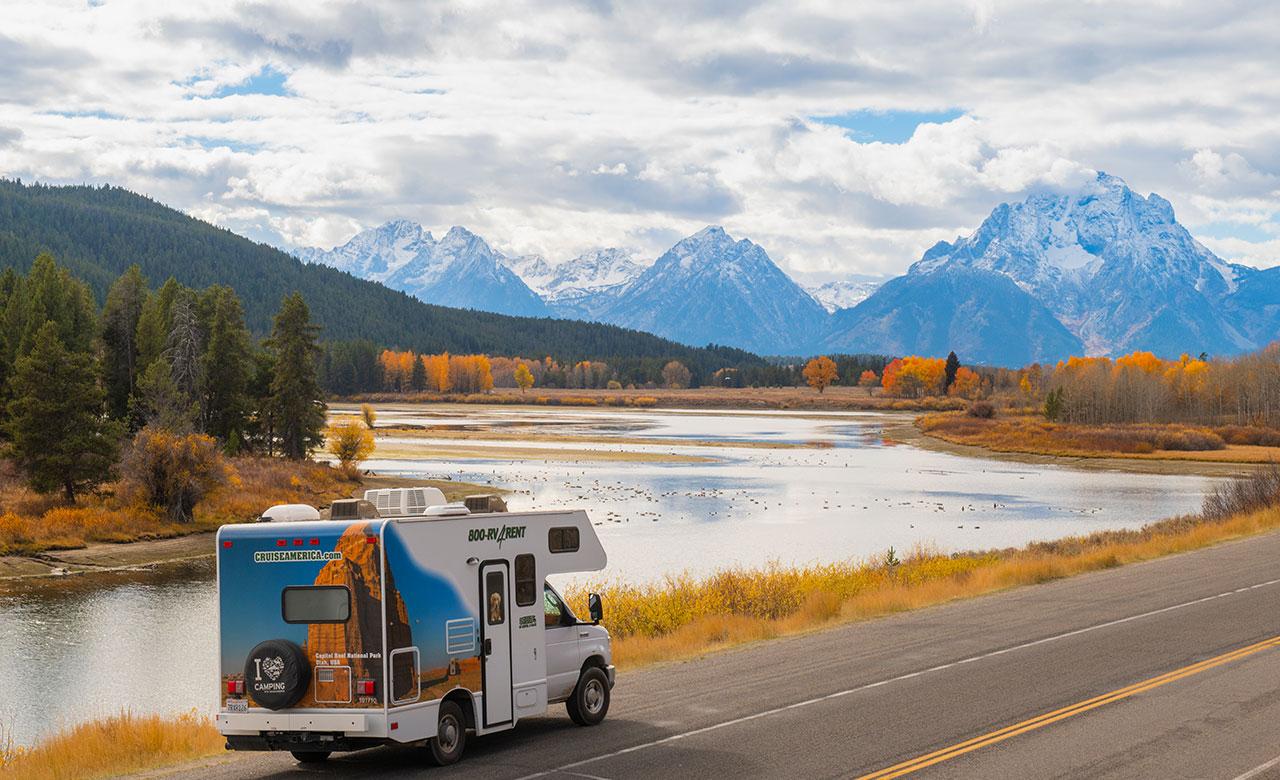 Six Advantages Of Rv Travel Cruise America