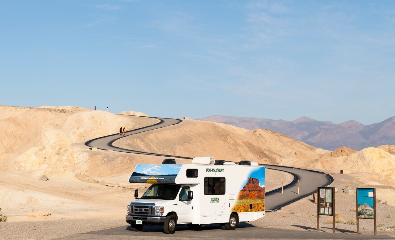 Death Valley National Park rv camping