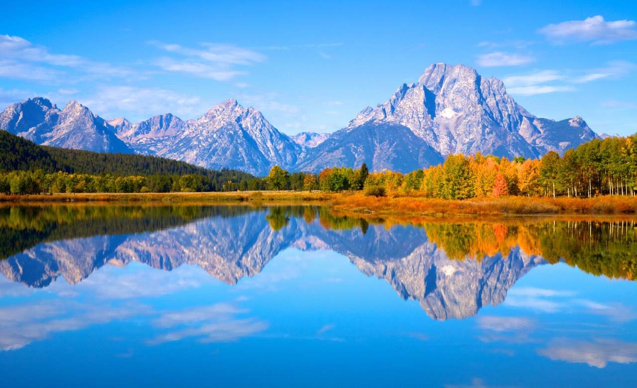 Grand Teton National Park rv camping