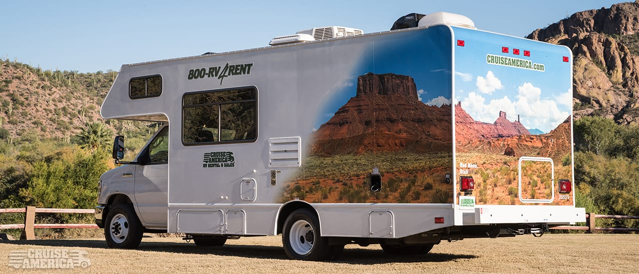 Standard Rv Rental Cruise America