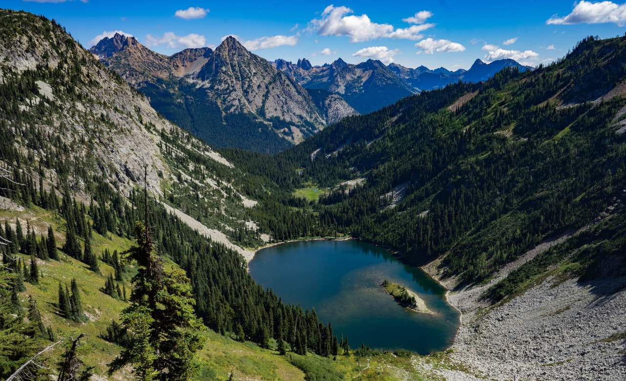 North Cascades National Park rv camping