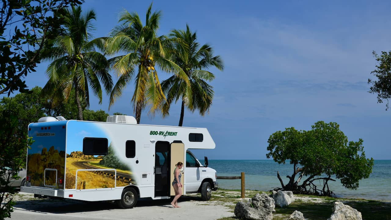 boondocking florida