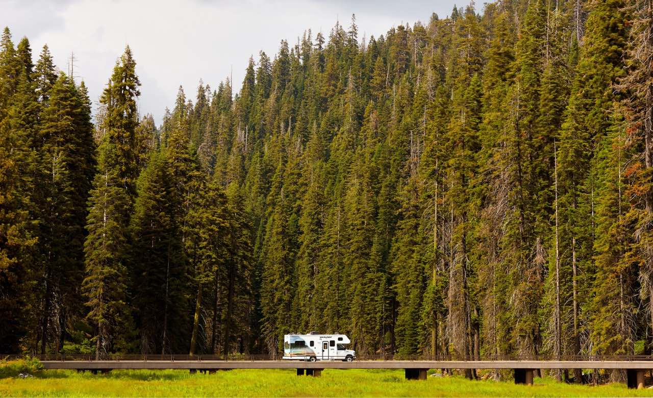 how much does the average rv park cost