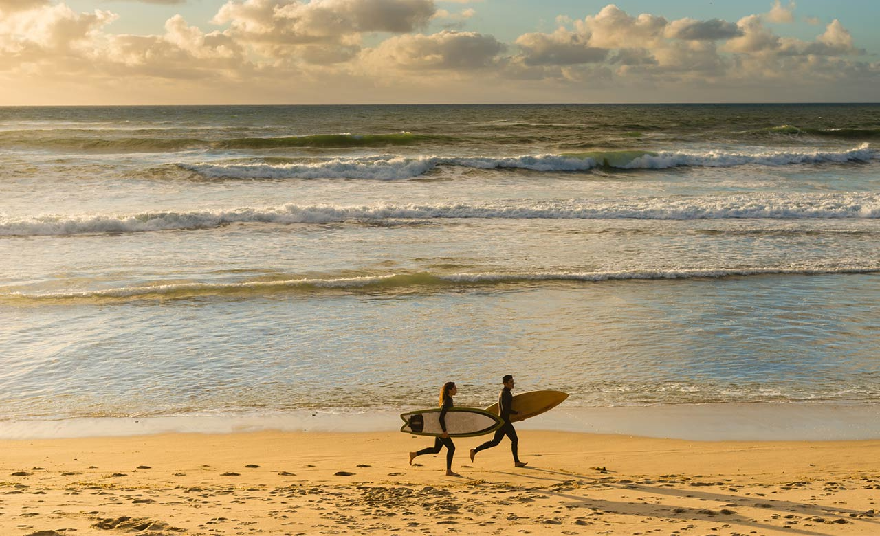 4 Epic California Surfing Beaches for RV Camping