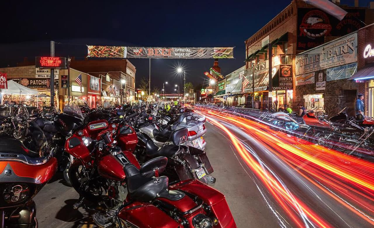 A First-timers Guide to Sturgis® Motorcycle Rally™