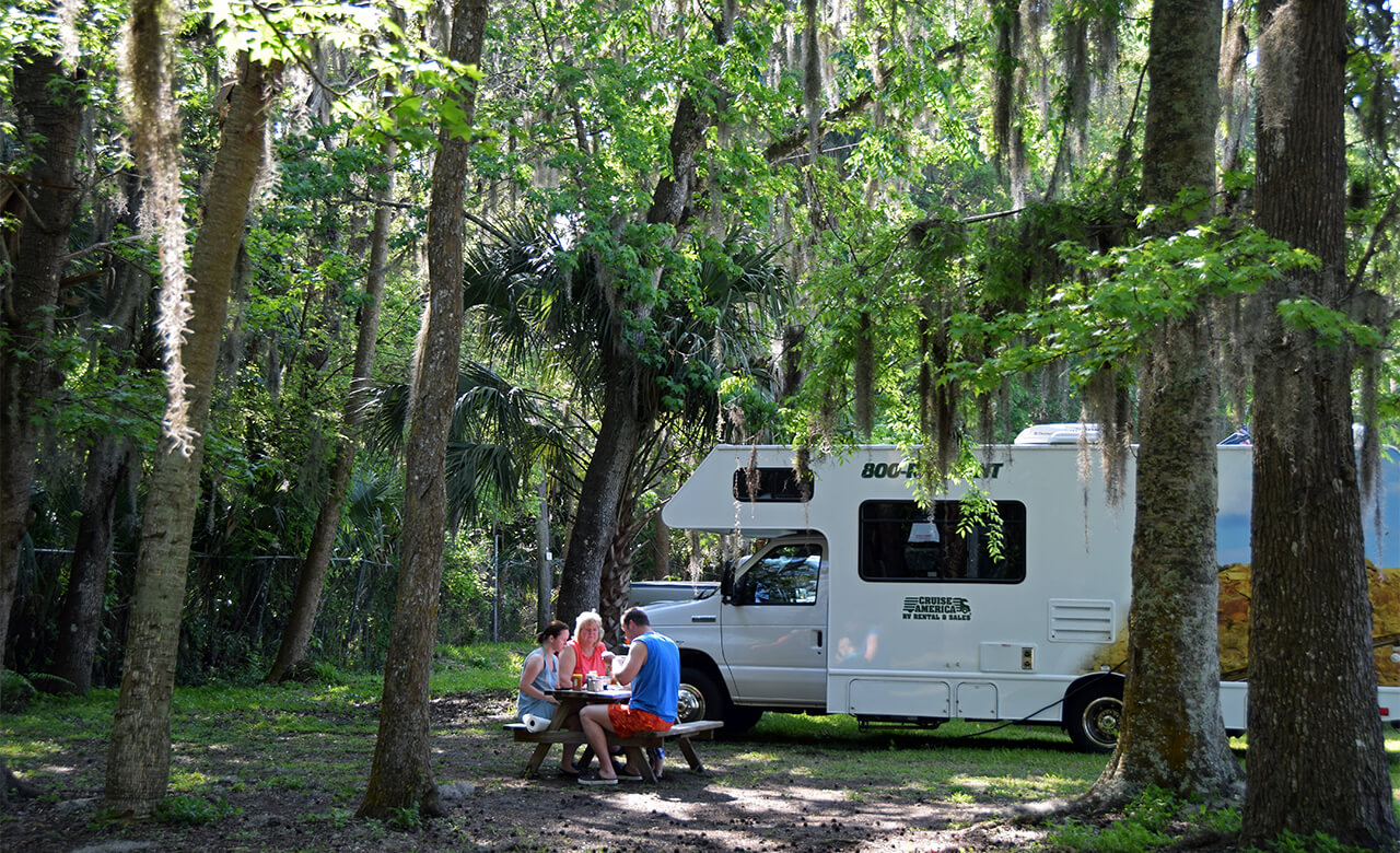 How to Pick the Best RV Campsite for Your Vacation
