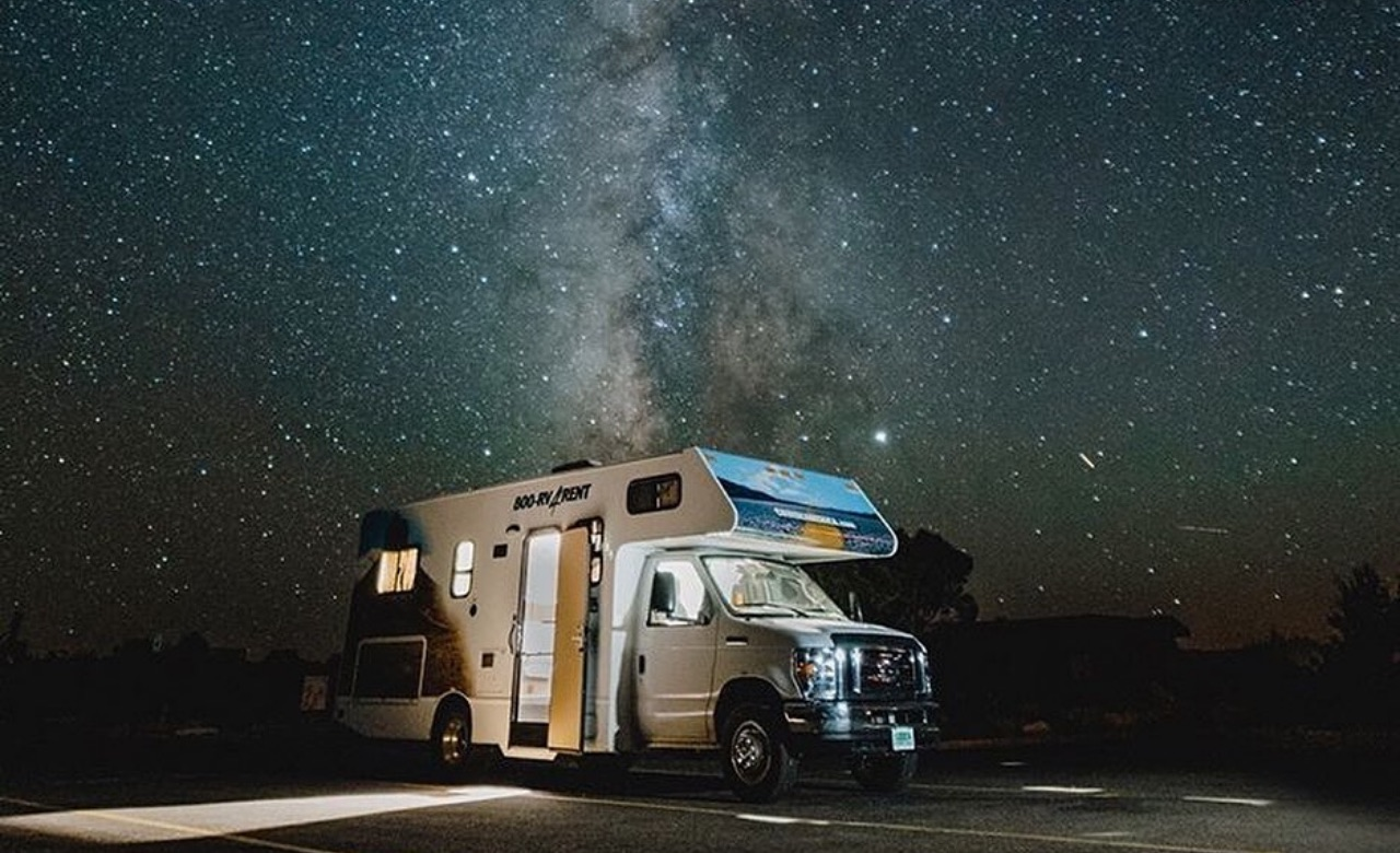 Where to Find Free Overnight RV Parking