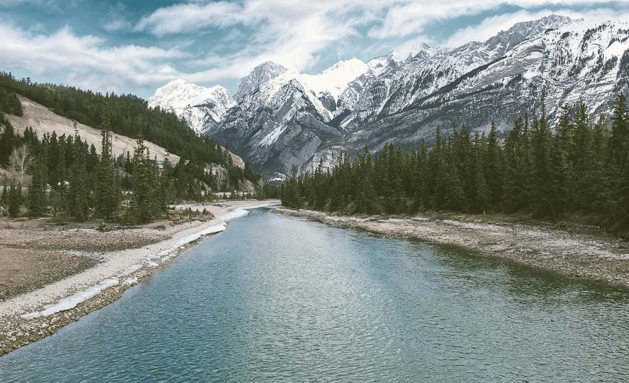 Jasper National Park rv camping