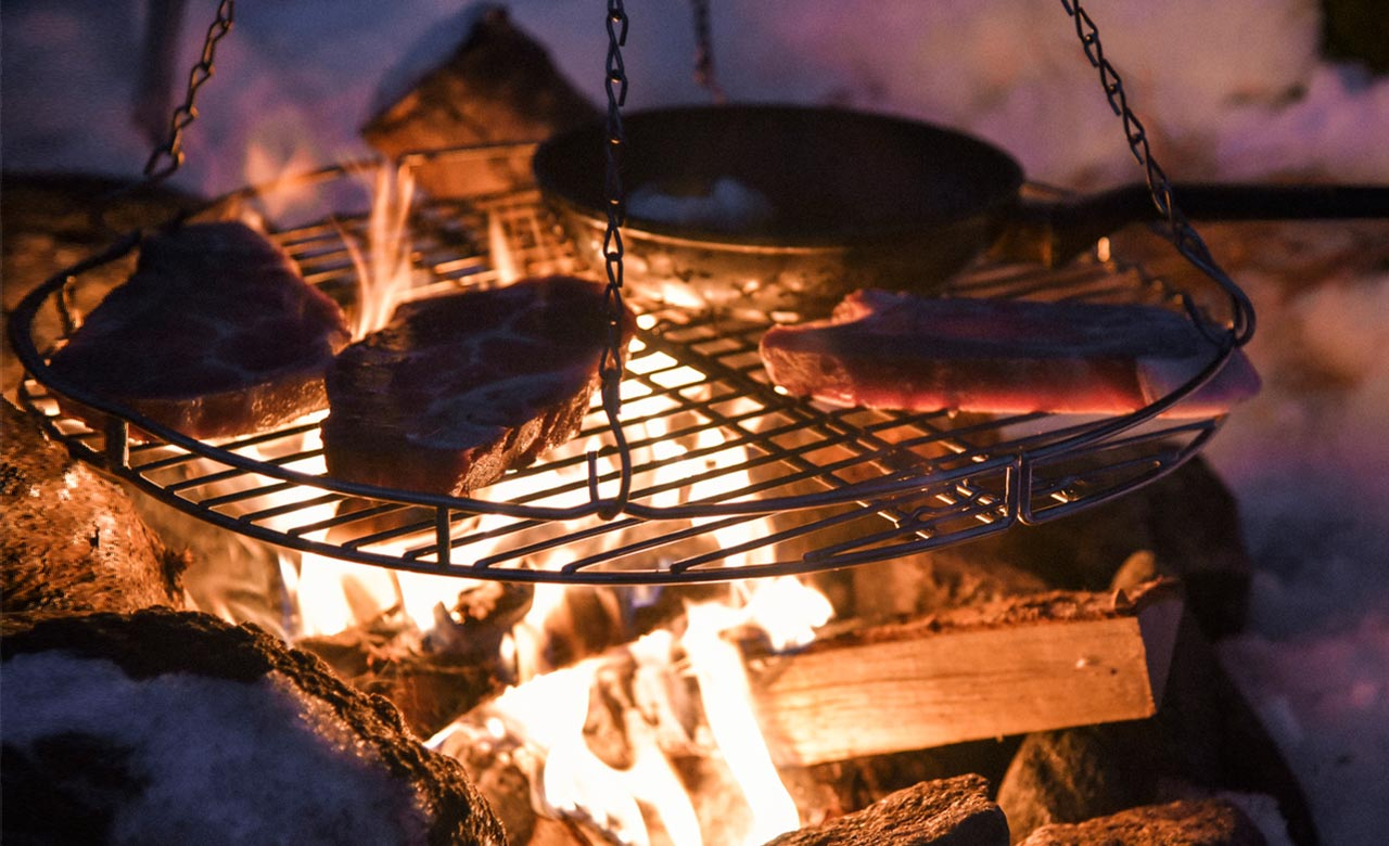 Tips for Cooking in Cold Weather