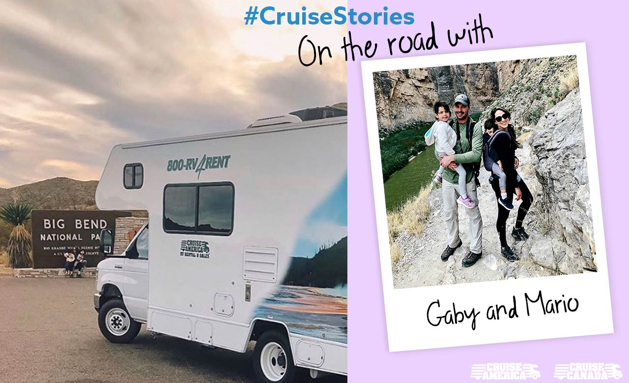 Cruise Stories: Q & A with Gaby and Mario