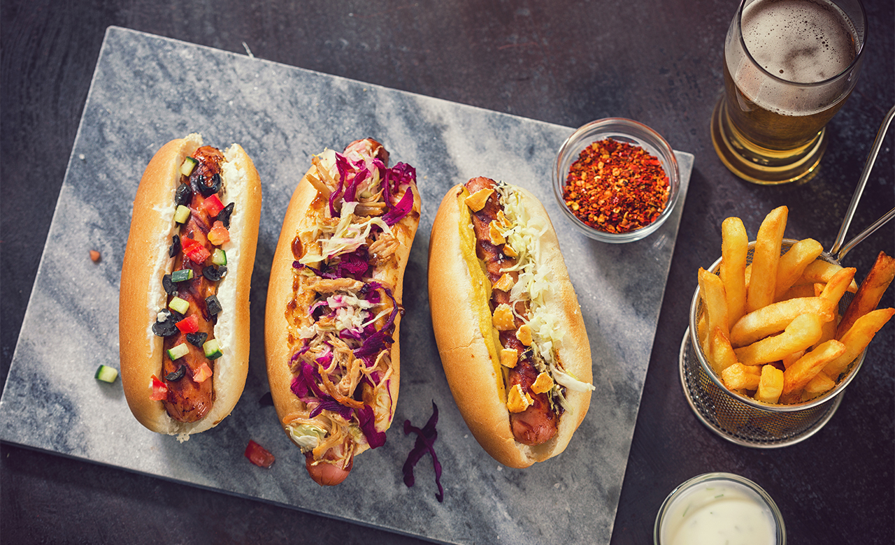 Must-try Gourmet Hot Dog Recipes