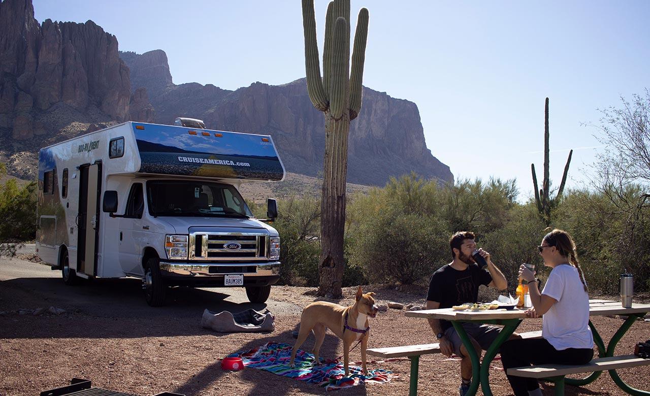 RV Camping 101 - Cruise America
