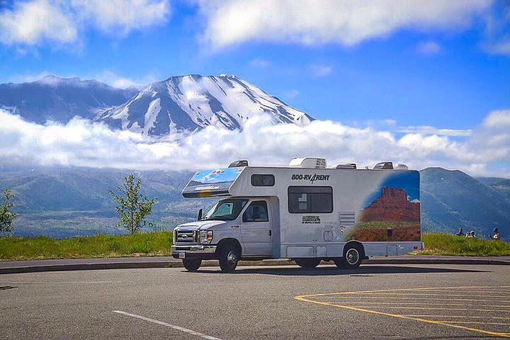 Rv Camping Near Mount Rainier National Park Cruise America