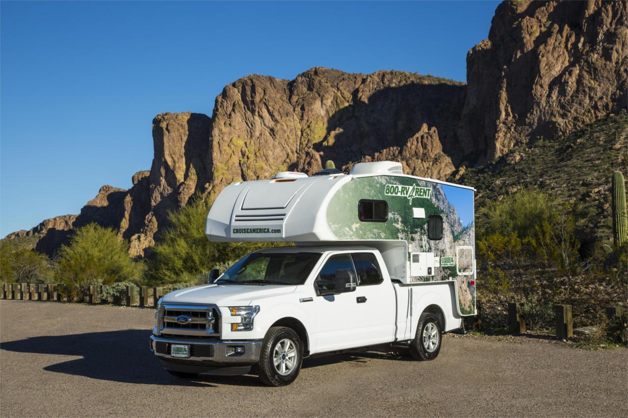 Good Sam Club Open Roads Forum Truck Campers Cruise America Truck Camper