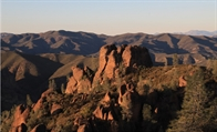 RV Camping in Pinnacles National Park