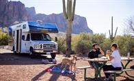 4 Epic Winter RV Camping Destinations in Arizona