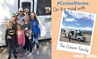 Cruise Stories: Q & A with The Osborn Family